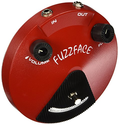 DUNLOP  JD F2 JIM DUNLOP ELECTRONICS  FUZZ FACE DISTORSION