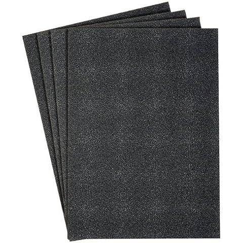 Klingspor, Fogli di carta abrasiva PS 11 A, 230 x 280 mm, 50 pz., grana 2000, 186795