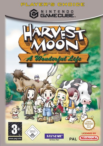 Harvest Moon - A Wonderful Life (Player's Choice)