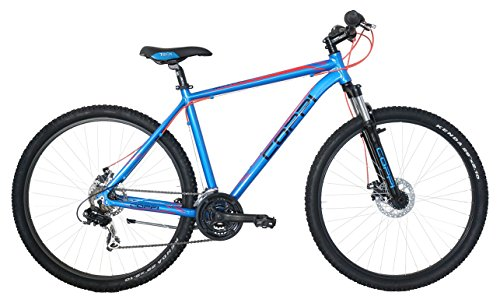 Coppi Hopper, Mountain Bike Unisex – Adulto, Blu Elettrico, 29 pollici