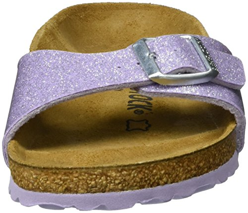 Magic Sabot Madrid Lavender Birko Donna Flor Birkenstock Galaxy Violett qtYww
