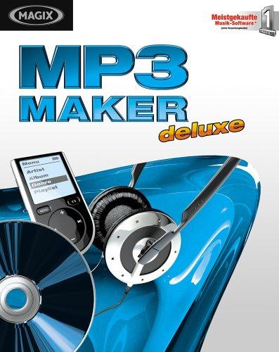 MAGIX MP3 Maker 11 deluxe Ag Ipod