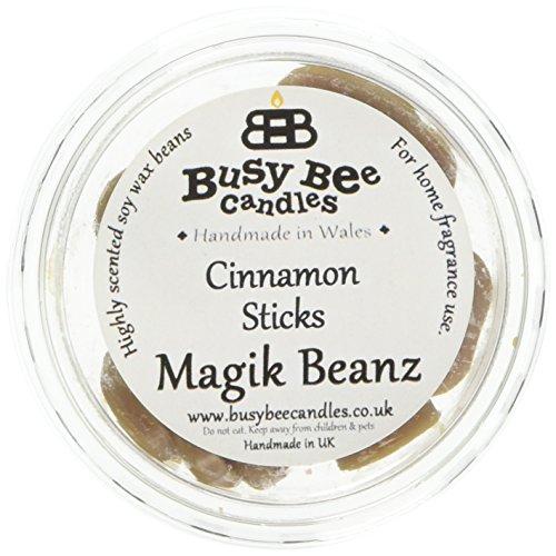 Scheda dettagliata Busy Bee Candles Magik Beanz Cannella, Colore: Marrone, Confezione da 6