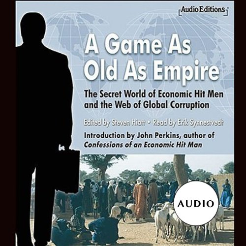 A Game as Old as Empire  Audiolibri