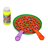Wembley Toys Bubbles With Dipping Dish - 110Ml Refill Included