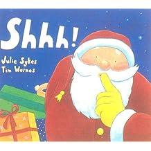 Shhh! (Santa) (Little Tiger)