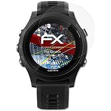 Garmin Forerunner 935 Anti-choc Film Protecteur - 3 x atFoliX FX-Shock-Antireflex amortisseur anti-éblouissement Anti-casse Protecteur d'écran
