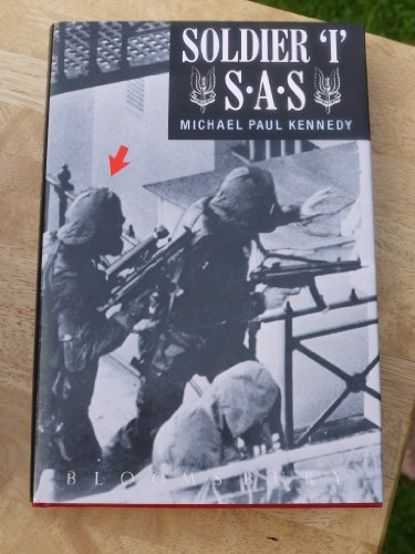 Soldier I S.A.S. by Michael Paul Kennedy (1989-11-09)