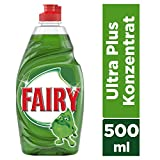Fairy Ultra Plus Konzentrat Original Spülmittel, 16er Pack (16 x 0.5 l) für Fairy Ultra Plus Konzentrat Original Spülmittel, 16er Pack (16 x 0.5 l)