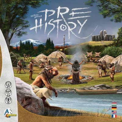 A-Games Prehistory - EN/DE/FR/HU