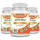 Morpheme Gotu Kola 500mg Extract 60 Veg ...