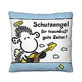 Sheepworld 43294 Plüschkissen Schutzengel