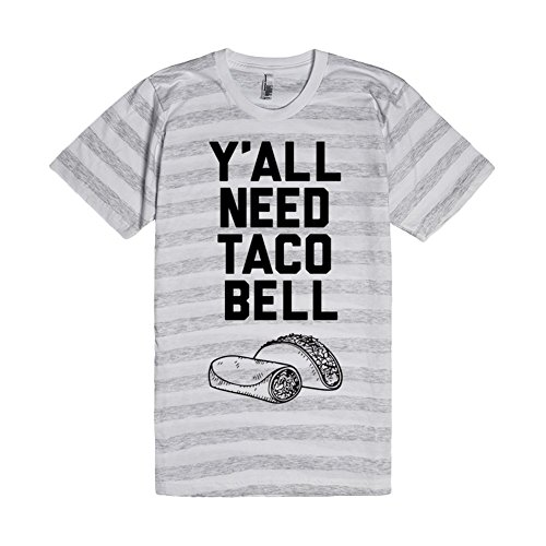 skreened-mens-taco-bell-t-shirt-medium-ash-white-stripe