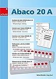 SCHUBI Abaco 20 / Der Zähl- und Rechenrahmen bis 20 mit dem genialen Dreh!: Rechnen mit dem SCHUBI Abaco 20 (Modell A)