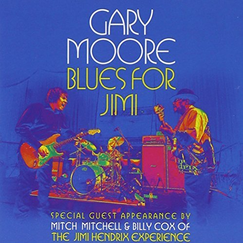 Blues for Jimi: Live in London By Gary Moore (2012-09-25)