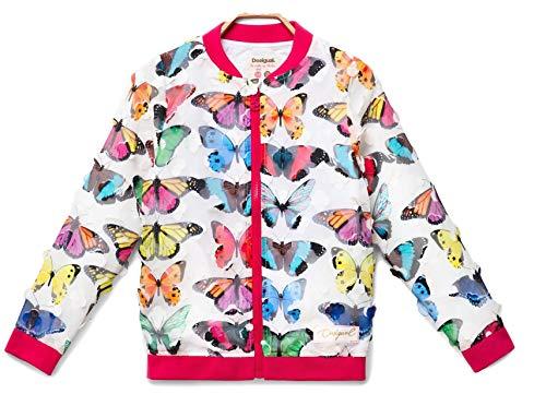 Desigual Bomberjacke MIT Schmetterlingen NACAL SKU: 19SGEW03 (11/12)