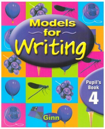 Models for Writing Year 4/P5: Pupil Book by Buckton, Chris (2000) Paperback