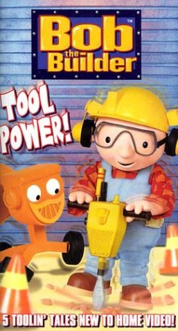 Bob the Builder-Tool Power [VHS] - General Power Tools