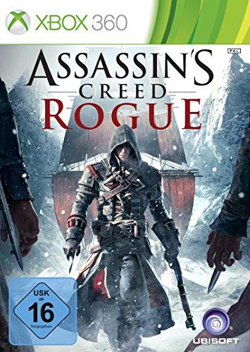 Spiel Assassins Xbox 360 (Assassin's Creed Rogue - [Xbox 360])