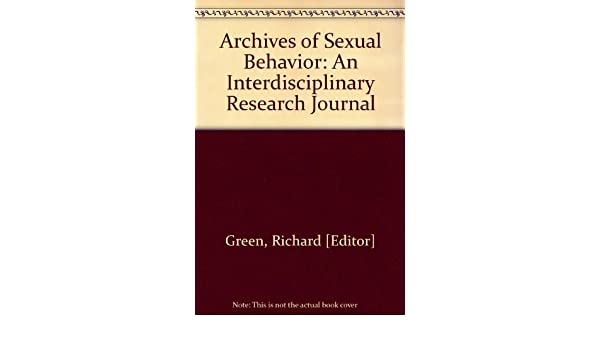 Archives of sexual behavior subscription
