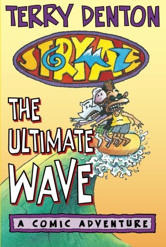 Storymaze : the ultimate wave : a comic adventure