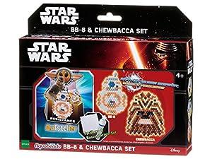 EPOCH Traumwiesen aquabeads 30149-Star Wars BB de 8y Chewbacca Set, Juego de Manualidades para niños