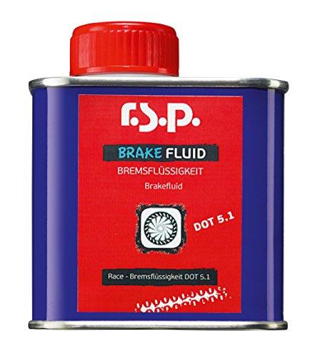 r.s.p. Brake Fluid Bremsflüssigkeit DOT 5.1, 250ml