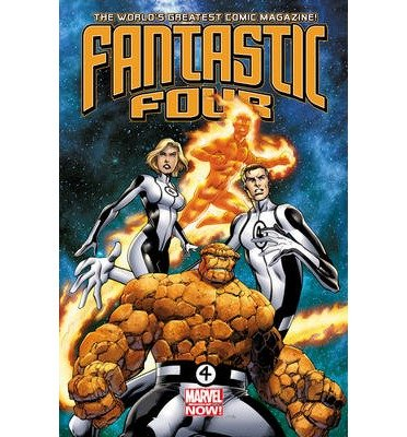 [Fantastic Four: New Departure, New Arrivals (Marvel Now) Volume 1] [by: Matt Fraction]