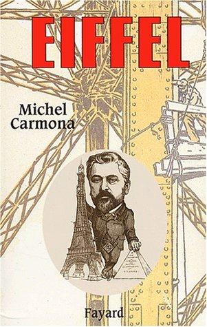 Gustave Eiffel par Michel Carmona