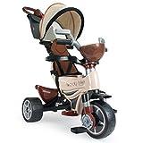 INJUSA Triciclo Body Max, color crema, 21 x 10 x 5 cm (3256)