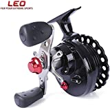 Zorbes Leo DWS60 4 + 1BB 2.6:1 65MM Fly Fishing Reel Wheel with High Foot