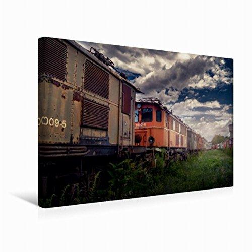 leinwand-loks-am-abstellgleis-45x30cm-special-edition-wandbild-bild-auf-keilrahmen-fertigbild-auf-ho