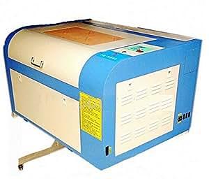 Gowe nouvelle 60W 4060imaginables Gravure au laser machine Petite machine de gravure laser machine de coupe