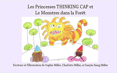 les-princesses-thinking-cap-et-le-monstres-dans-la-foret