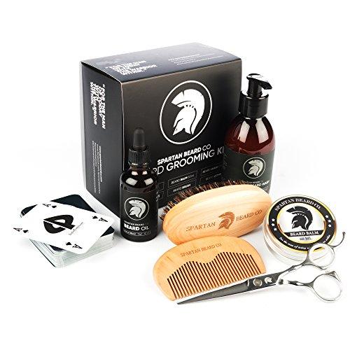 spartan-beard-co-kit-dentretien-de-la-barbe-ensemble-cadeau-premium-incluant-lhuile-pour-barbe-le-ba