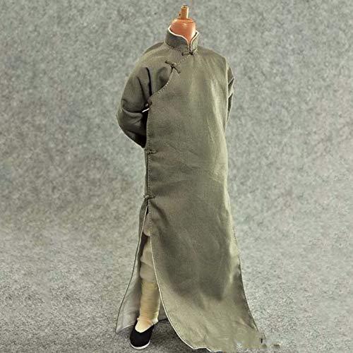 China Kostüm Männlich - hhxiao 1/6 China Trational männlich Lange