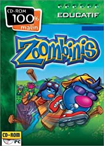 Zoombinis 1 : L'odyssée des Zoombinis, 8 ans et +