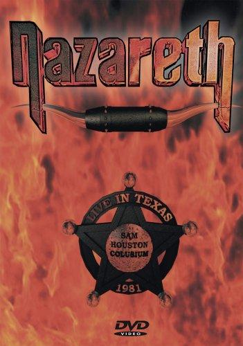 Preisvergleich Produktbild Nazareth - Live in Texas