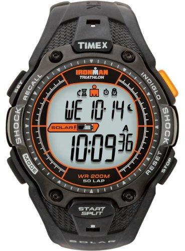 Timex Ironman triathlon 50lap resistente agli urti orologio solare-T5J641P4