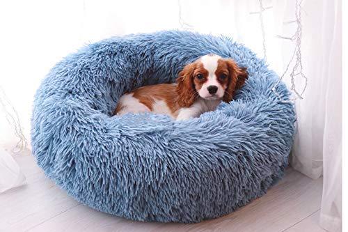 Maran Hundebett gemütlich und waschbar kuschligem Hundesofa Hundekorb mit Hundekissen für Katzen und kleine bis mittelgroße Hunde für Hund und Katze -