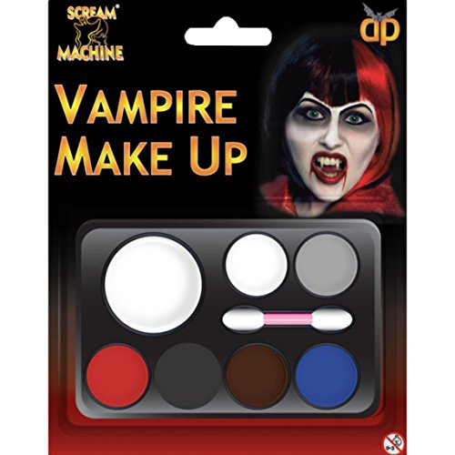 Halloween Vampir Make Up Kit Face Paint