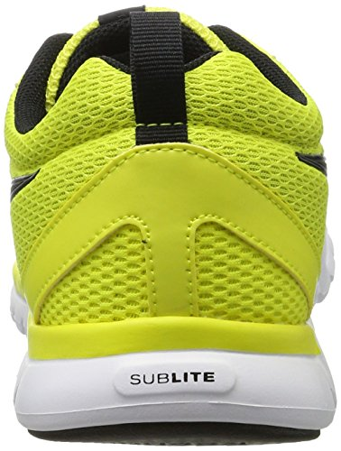 Reebok Sublite Sport, Chaussures de Running Entrainement Homme Multicolore (Yellow/black/white)