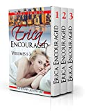 Erica Encouraged, The Complete Series (Volumes 1-3): A Hotwife Adventure (English Edition)