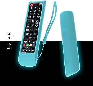 Sikai Tropfen Schützende Silikon Hülle Für Samsung Aa59 00741a Bn59 01175n Smart Tv Remote Hülle Anti