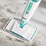 Shark Steam Pocket Mop, White and Green, One Size