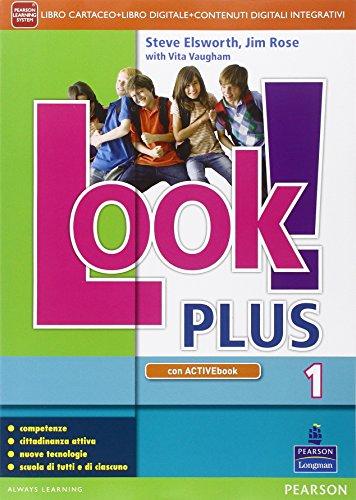 Look! Plus. Con CiviltLIM. Per la Scuola media. Con e-book. Con espansione online. Con libro: 1