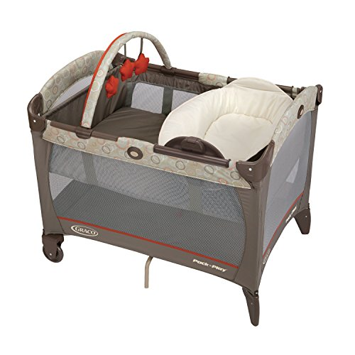 Graco Pack 'N Play Playard with Reversible Napper and Changer, Forecaster...