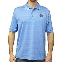 "North Carolina Tarheels NCAA Champion ""Trophy"" Men's Textured Polo Shirt"