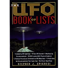 The UFO Book Of Lists by Stephen Spignesi (2000-11-01)