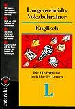 Langenscheidts Vokabeltrainer Englisch -